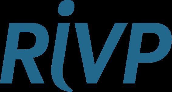 Logo blanc RIVP