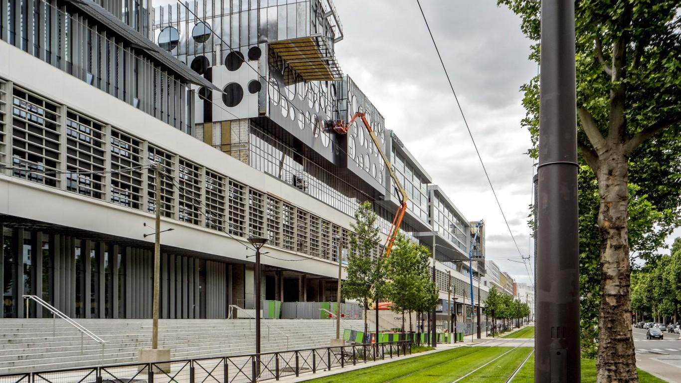 Le cargo bureaux et commerces louer rivp - 157 boulevard macdonald 75019 paris ...